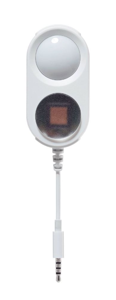 Testo  Lux and UV probe for monitoring light-sensitive exhibition objects  Lux and UV probe